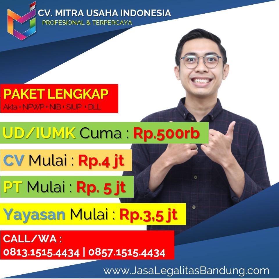 Jasa pembuatan CV Bandung